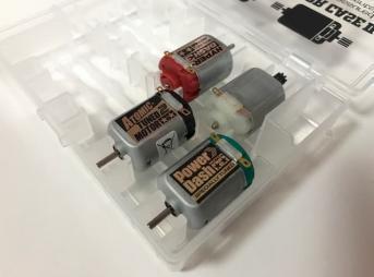 ミニ四駆モーターのイメージ画像
